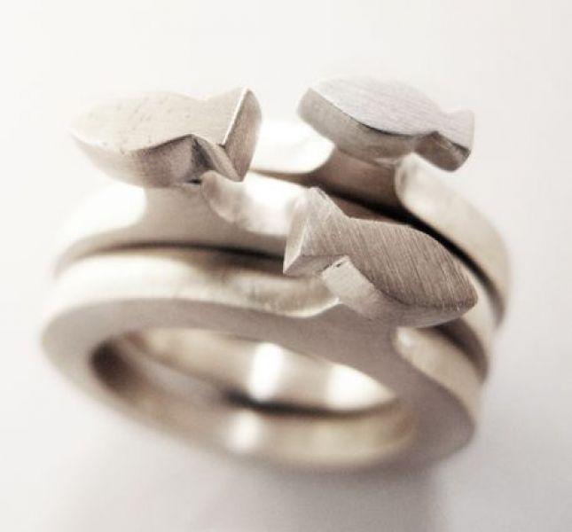 Anello in argento - Paola Barrotta