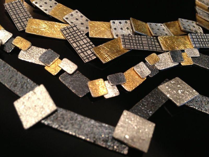Girocolli in argento Eva Stone